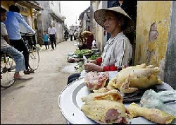 chicken meat sales in vietnam